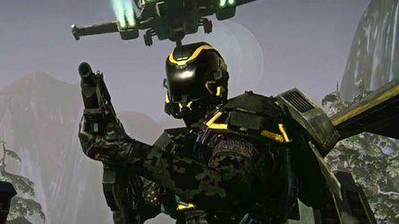 PlanetSide 2 - Ingame-Trailer zur neuen Map »Nexus Battle Island«