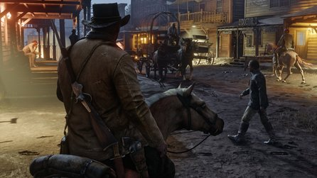 Red Dead Redemption 2 - Angeblich verschoben, weil Sony kein Cross-Play will