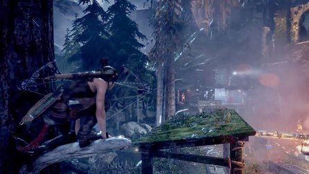 Rise of the Tomb Raider - Stealth-Playthrough der Gamescom-Demo