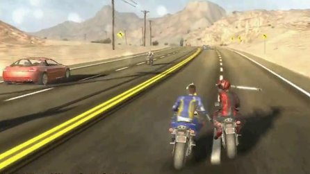 Road Redemption - Gameplay-Trailer: Mit der Axt auf dem Highway