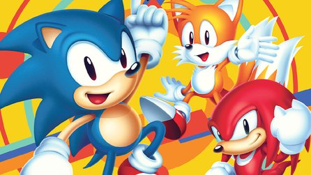 Sonic Mania im Test - Sonic 3,5 (& Knuckles)
