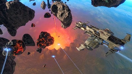 Star Conflict - Test-Video zum Free2Play-Weltraum-MMO