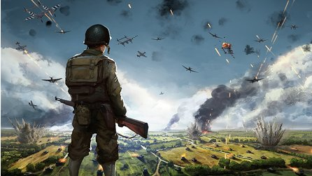 Steel Division: Normandy 44 - Panzer-Gameplay im offiziellen Launch-Trailer