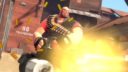Team Fortress 2 - 10 Jahre alter Bug an Hitboxen gepatcht