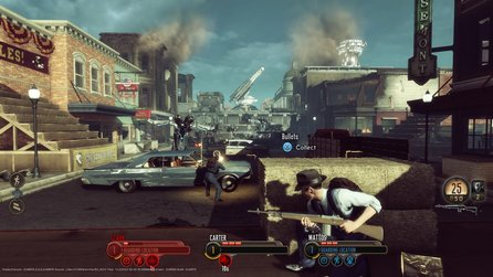 The Bureau: XCOM Declassified - Video-Minispiel hungoverX.Com gestartet