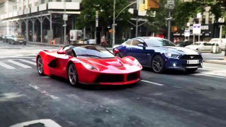 The Crew - Launch-Trailer: Crashs und LaFerrari