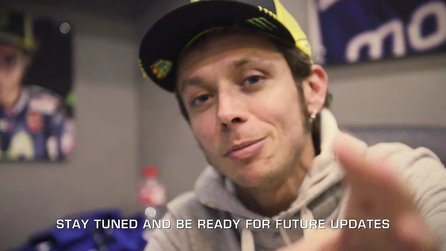 Valentino Rossi The Game - Ankündigungs-Trailer