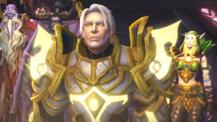 World of Warcraft: Legion - Cinematic-Trailer zum Update 7.3 »Shadows of Argus«