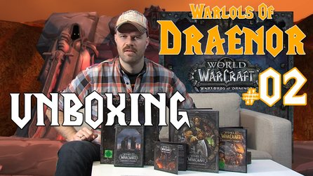 World of Warcraft: Warlords of Draenor - Unboxing der Collector's Edition - WarLOLs of Draenor #2