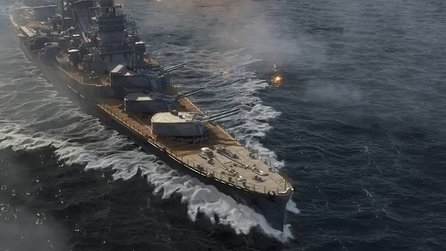 World of Warships - Trailer zum Start der Open Beta