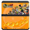 New Nintendo 3DS mit Dragon Ball Z: Extreme Butoden 2