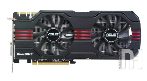 Asus Geforce GTX 580 Direct CU II