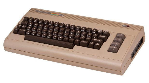 Der Commodore 64 in der originalen
