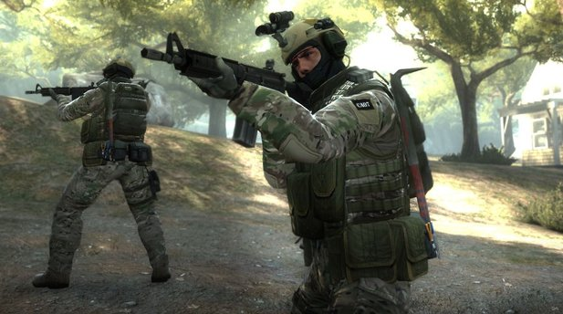 <b>Counter-Strike: Global Offensive</b><br>25,6 Millionen