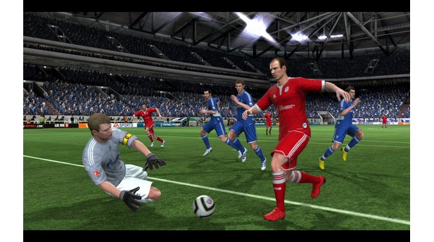 <b>FIFA 11</b><br/>Screenshots aus der PC-Version von FIFA 11.