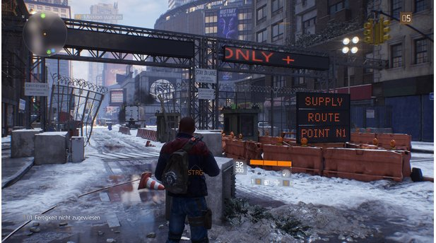 TheDivision- Hoch