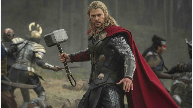 "<b>Thor 2</b><br> In ""The Dark Kingdom"" schwingt Chris Hemsworth wieder den Hammer"
