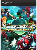 Cover zu Awesomenauts