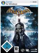 Cover zu Batman: Arkham Asylum