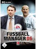 Cover zu Fussball Manager 06