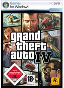 Cover zu Grand Theft Auto 4
