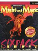 Cover zu Might and Magic 6-Pack