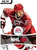 Cover zu NHL 08