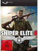 Cover zu Sniper Elite 4