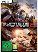 Cover zu Supreme Commander 2