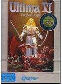 Cover zu Ultima 6: The False Prophet