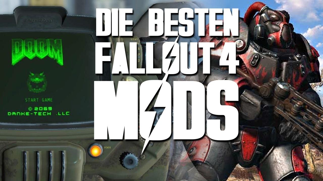 Unsere Mod-Highlights für Fallout 4: Die Liste wächst und wächst und wir sind immer auf der Suche nach neuen, coolen Community-Ideen.