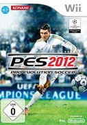 Cover zu Pro Evolution Soccer 2012 - Wii