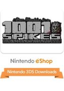 Cover zu 1001 Spikes - Nintendo 3DS
