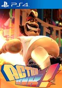 Cover zu Action Henk - PlayStation 4