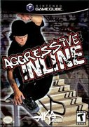 Cover zu Aggressive Inline - GameCube