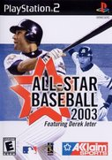 Cover zu All-Star Baseball 2003 - PlayStation 2