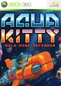 Cover zu Aqua Kitty: Milk Mine Defender - Xbox 360