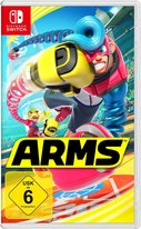 Cover zu Arms - Nintendo Switch