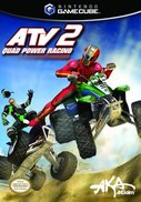 Cover zu ATV: Quad Power Racing 2 - GameCube