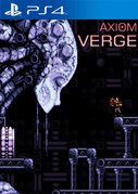 Cover zu Axiom Verge - PlayStation 4
