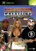Cover zu Backyard Wrestling 2: There Goes The Neighborhood - Xbox
