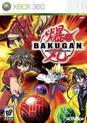 Cover zu Bakugan: Battle Brawlers - Xbox 360