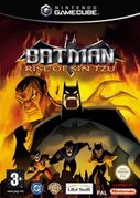 Cover zu Batman: Rise of Sin Tzu - GameCube