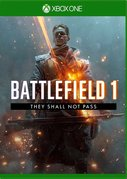 Cover zu Battlefield 1: They Shall Not Pass - Xbox One