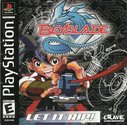 Cover zu Beyblade - PlayStation