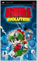 Cover zu Bubble Bobble Evolution - PSP