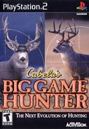 Cover zu Cabela's Big Game Hunter - PlayStation 2