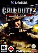 Cover zu Call of Duty 2: Big Red One - GameCube