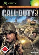 Cover zu Call of Duty 3 - Xbox
