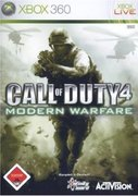 Cover zu Call of Duty 4: Modern Warfare - Xbox 360